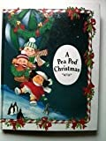 img - for A Pea Pod Christmas by Michael Stoy (1988-10-03) book / textbook / text book
