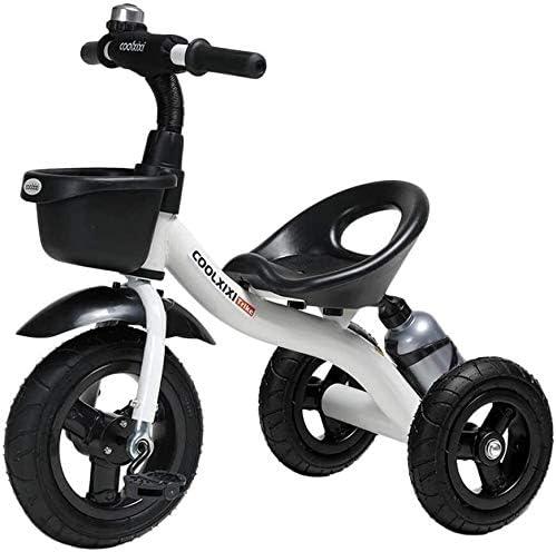 自転車 子供の幼児の三輪車子供の三輪車トライクのために年齢2/3/4/5/6歳児、3ウィーラー