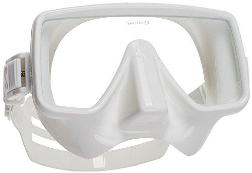 Scubapro Frameless Dive Mask (White)