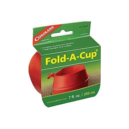 Coghlans 7oz Fold-A-Cup COG-8309 Coghlans