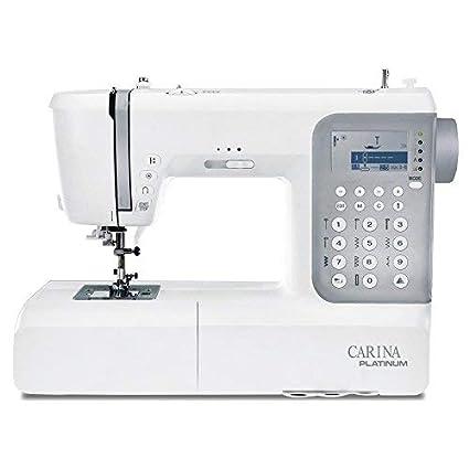 Máquina de coser Carina Platinum/Nueva Evolution