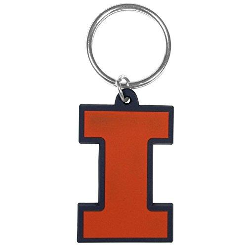 Siskiyou NCAA Illinois Illini Flex Key Chain
