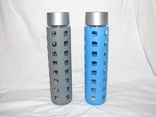 Voss Glass Water Bottle Case (800mL) - Buy Online in Qatar