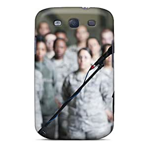 Premium [oJW972DRkV]secretary Of Defense Leon Panetta Speaks With Members Of The Th Air Base Wing Case For Galaxy S3- Eco-friendly Packaging
