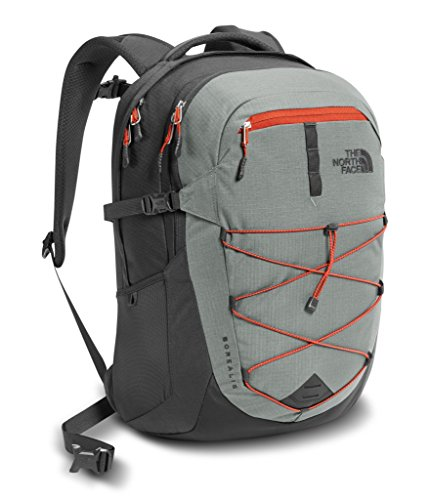 The North Face Borealis Backpack - Sedona Sage Grey/Asphalt Grey - One Size (Past Season)