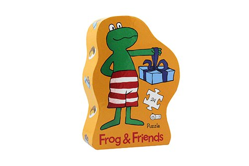 Barbo Toys - 7781 - Frog and Friends Birthday Party Deco ()