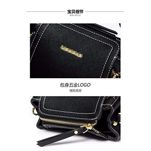 Multi Shoulder Shopping Crossbody Long Wallet Qier xkb Tote Women's Pocket Bag I7xOz4
