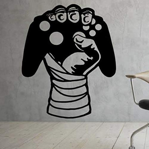 wangpdp Adhesivo de Videojuegos Play Decal Gaming Posters Gamer ...