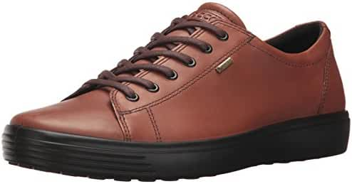 ECCO Men's Soft 7 Low Gore-Tex Fashion Sneaker