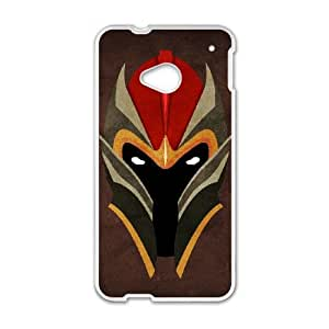 CHAOS KNIGHT HTC One M7 Cell Phone Case White 82You507612