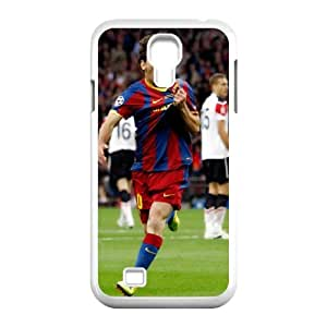 Hardshell Protective Messi cover case For Samsung Galaxy S4 I9500 QW1G2773