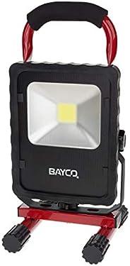 Bayco SL-1512 Work Light, Red/Black