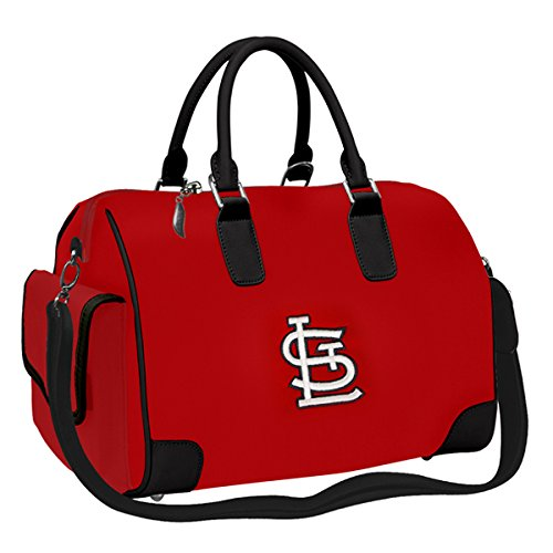 MLB St. Louis Cardinals Deluxe Handbag - by Little Earth