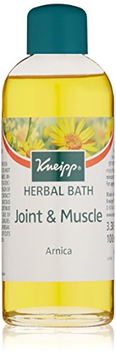 Price comparison product image Kneipp Herbal Bath, Value Size, Joint & Muscle, Amica, 6.76 fl. oz.