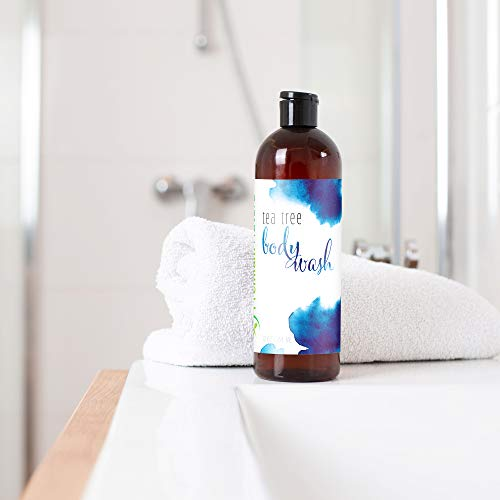 Buy natural body wash for acne