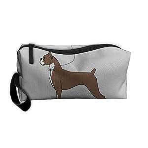 Bolsa de herramientas de almacenamiento para exteriores, bolsa de lona, bolígrafo con cremallera, bolso de mano
