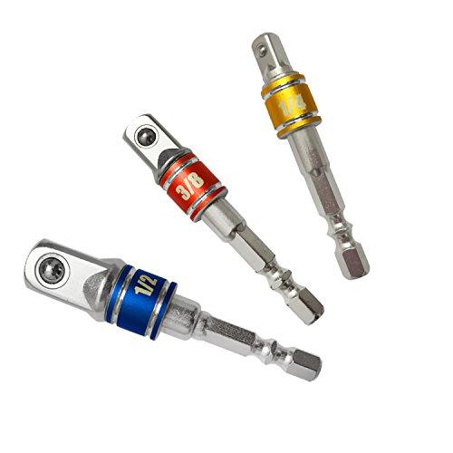 3 8 impact drill bits - 2
