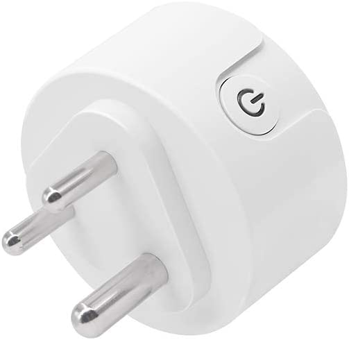 Aviga WiFi Smart Plug 10A | Mobile App Controlled | Compatible with Alexa and Google Home Assistant