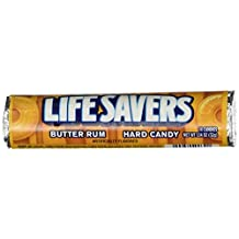 Lifesavers Rolls - Butter Rum, 20 rolls, 1.14 Oz