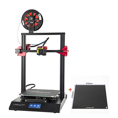 CREALITY CR-10S Pro 3D Printer Auto Leveling pre Assembled Touch LCD Double...
