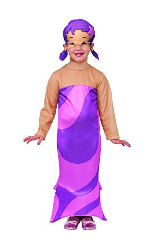 Rubies Bubble Guppies Oona Costume, Toddler Size by Bubble Guppies