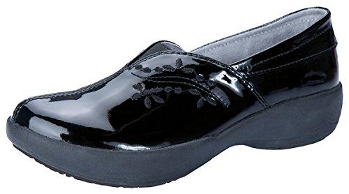 Anywear Kvinna Två Gore Steg I Shoe_black Patent_7, Mimi