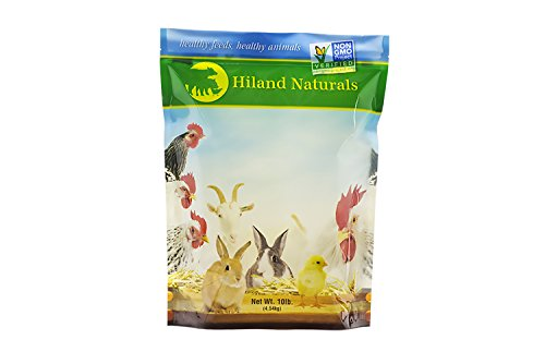10Lb Bag Non Gmo Rabbit Pellets Shipping Included