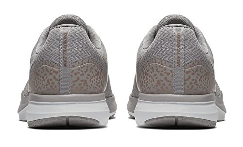Donna Scarpe 004 Nike Mtlc Grigio Atmosphere Train Trainingsschuh 6 Grey Season Fitness in da Damen wwH6Yqz