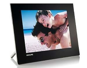"""Philips SPF5010/10 Digital PhotoFrame Multimedia 26,4 cm/10,4"""" con relación de aspecto 4:3 (negro)"""