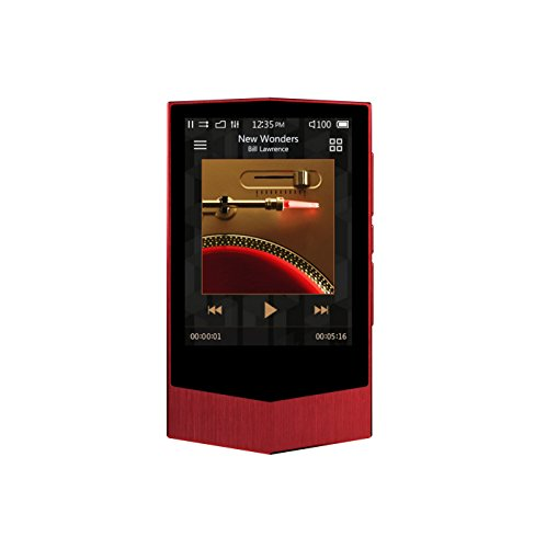 COWON Plenue V PV Hi-Fi Hi-Res HD Sound Music Player 64GB Formular...