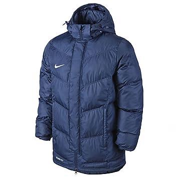 best authentic 8f1cd 01ed7 Nike - Jacket Team Winter - Veste d hiver - Mixte Enfant - Bleu (