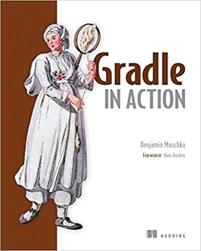 couverture du livre Gradle in Action