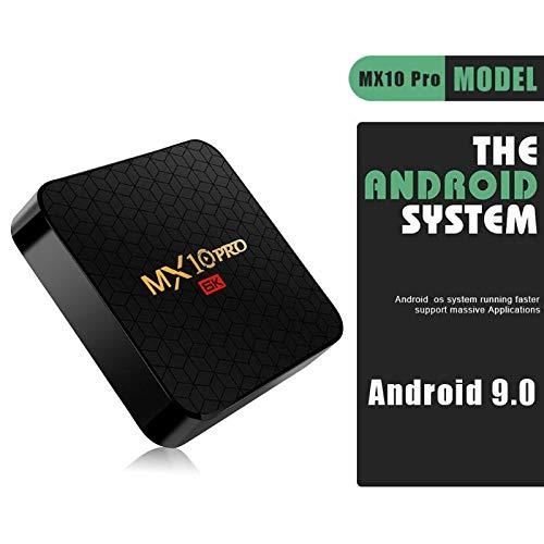 WZATCO MX10 Pro 6K TV Box Android 9 0 Allwinner H6 Quad Core 4GB