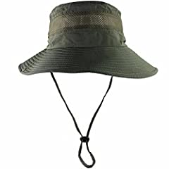 CAMOLAND boonie hat is a great headwear for outdoor activities and sports. Every hat is handmade with fine material and good workmanship. We sell it directly from the factory to the customers, no any middlemen, to make sure you get a good bar...