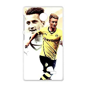 BVB FOOTBALL MAN Cell Phone Case for Nokia Lumia X