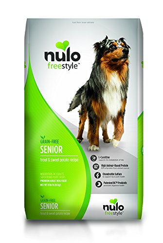 Nulo Senior Grain Free Dog Food with Glucosamine and Chondroitin