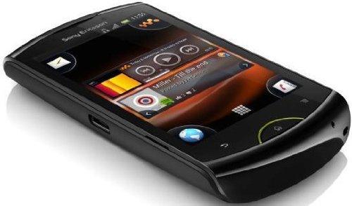 amazon com sony ericsson live with walkman wt19i black mobile phone rh amazon com Sony Operating Manuals ICD-UX523 Operators Manual