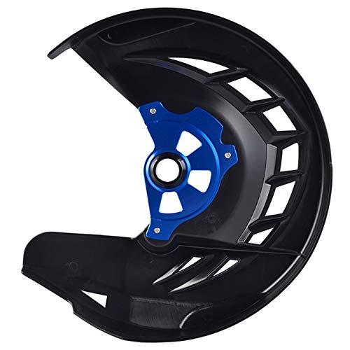 Cimoto Coperchio Protezione Disco Freno nteriore per YZ WR YZF WRF 125 250 450 YZ125 YZ250 YZ125 YZ250 YZ250F YZ450F WR250F WR450F 06-2019 Nero + Blu