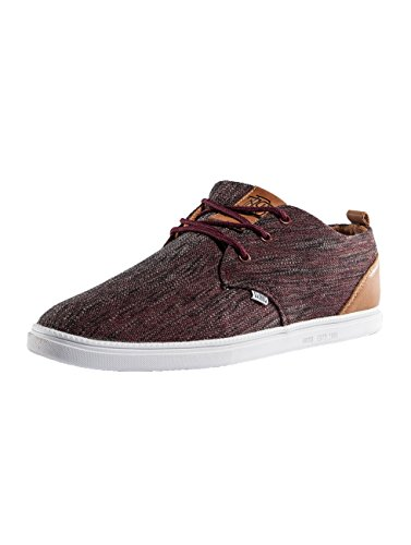 Lau Djinns Homme Rouge Baskets Chaussures Low YIYf0