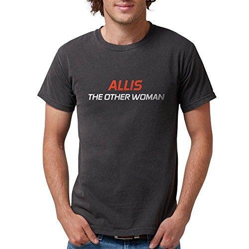 CafePress Allistheotherwoman1blk T Shirt Mens Comfort Colors Shirt -