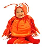 Unique Infant Toddler Halloween Costume : Lobster Baby Costume