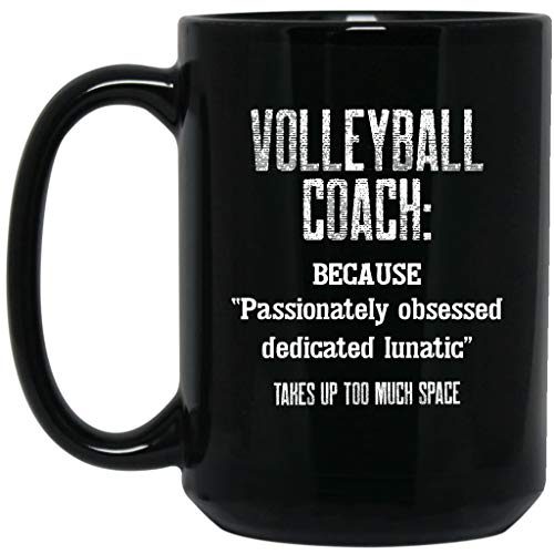 Funny Volleyball Coach Definition Gift For Any Coach, Coach'S Wife Mo Black -
