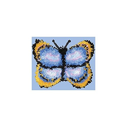 M C G Textiles Pillow 10 Inch Butterfly