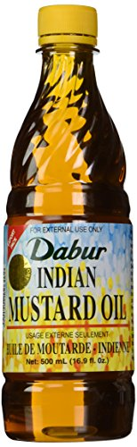 Dabur Mustard Oil 16.9Oz