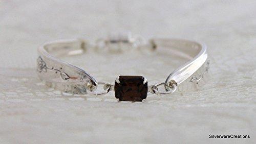 amazon com spoon bracelet vintage silverware jewelry bracelet