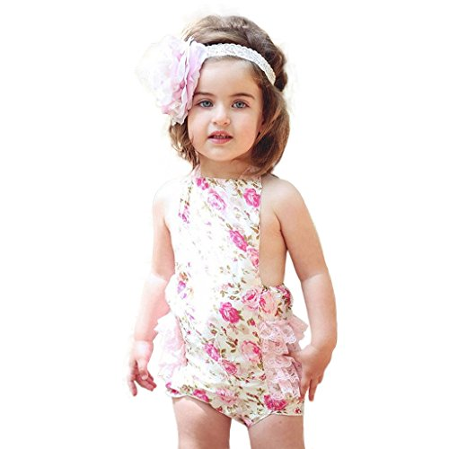 CVERRE romper Toddler Layered Ruffle product image
