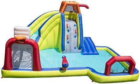 BANZAI Arcade Splash Water Park