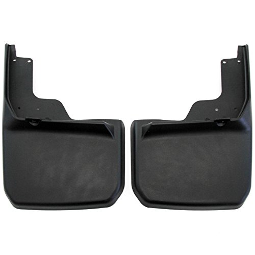 2015 jeep wrangler mud guards - 5