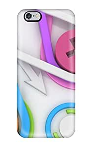 Fashion XzlHiAB18083zSyQD Case Cover For Iphone 6 Plus(3d Cgi Abstract Cgi)