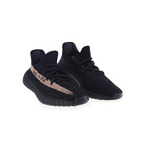 TopKiss Popular Sneaker 350 V2 Breathable Winter Autumn Summer Spring Runnign Shoes - Black Brown